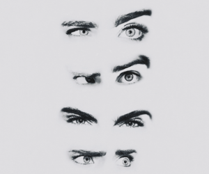 eyes, cara delevingne, and model image
