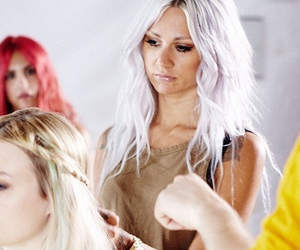 one direction and lou teasdale image