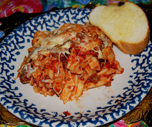 bread, cheese, and garlic image