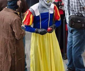 death note, ryuk, and snow white image