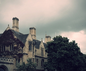 drowsy, Houses, and oxford image