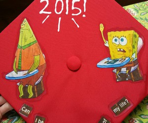 funny, graduation, and my life image
