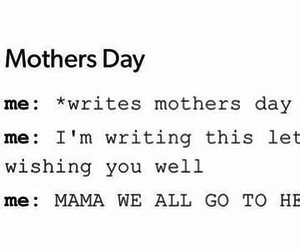 Letter, mama, and mcr image