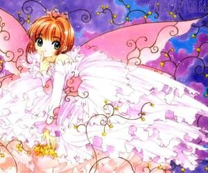 sakura, anime, and card captor sakura image