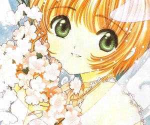 card captor sakura, sakura, and card captor image