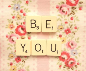 be you, quote, and you image