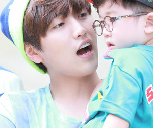 kpop, b1a4, and sandeul image