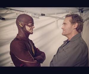 hero, the flash, and heroi image