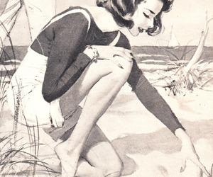 1960, art, and beauty image