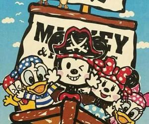 daisy, donald, and mickey image