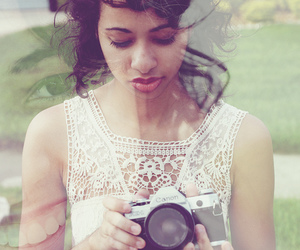 beautiful, photography, and her image