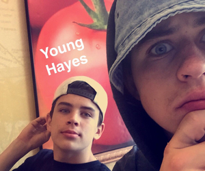 brothers, nash, and hayes image