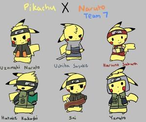 pikachu, pokemon, and yamato image