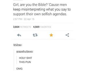 funny, tumblr, and jokes image
