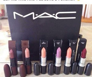 mac, make up, and cute image