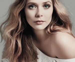 elizabeth olsen, actress, and scarlet witch image