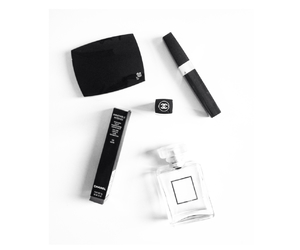 chanel, lancome, and make up image
