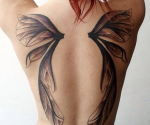 back, dragonfly, and beautiful image