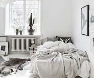 bedroom, interior, and dreamhouse image