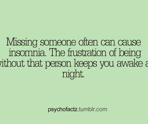 fact, missing, and night image