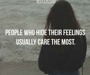 psychology, care, and feelings image