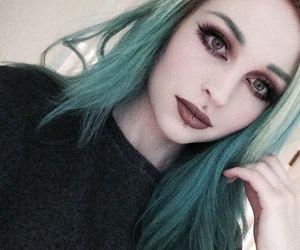 girl, grunge, and beautiful image