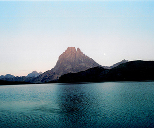 mountains, sea, and nature image