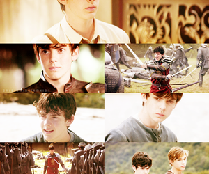 edmund pevensie, kings, and pevensie brothers image