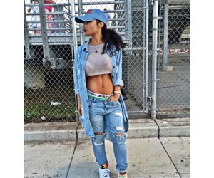 body, dope, and fashion image