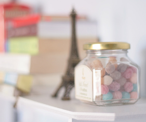 candy, sweet, and paris image