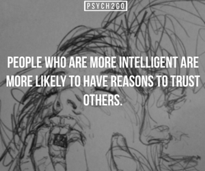 psychology and trust image