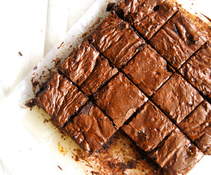 brownies, snickers, and chocolate image
