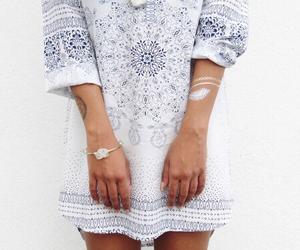 summer, dress, and fashion image
