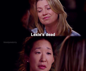 greys anatomy, meredith grey, and christina young image