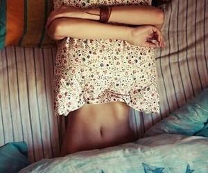 bedroom, boho, and girl image