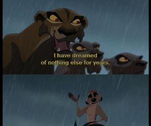 the lion king, funny, and timon image