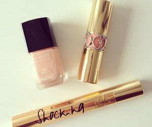 chanel, makeup, and YSL image