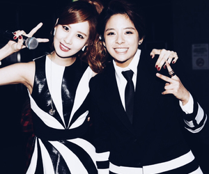 amber, f(x), and seohyun image
