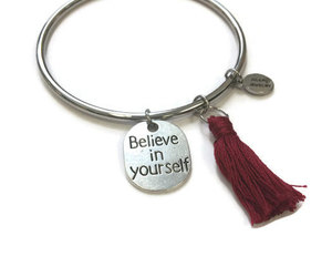 bangles, inspiration, and believe in yourself image