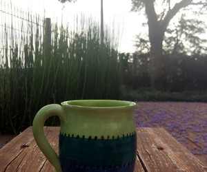 afternoon, coffee, and calm image