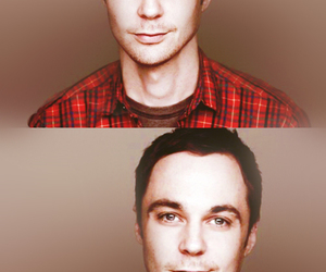 jim parsons, sheldon, and the big bang theory image