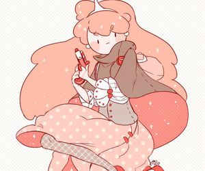 adventure time, princess bubblegum, and cute image