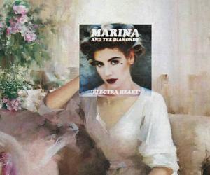 marina and the diamonds and electra heart image
