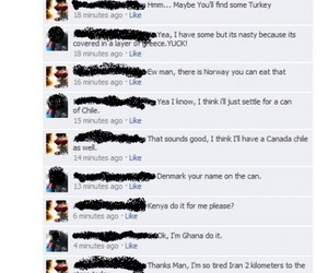 funny, facebook, and country image