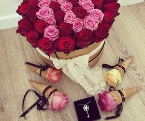 flowers, rose, and n image