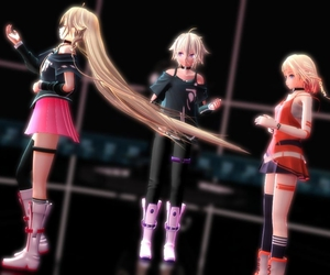 io, one, and vocaloid image