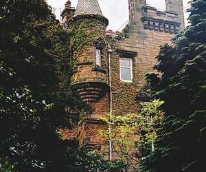 castle, landscape, and beautiful image