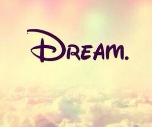 disney and Dream image