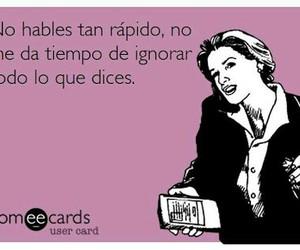 letras, sarcasm, and frases en español image