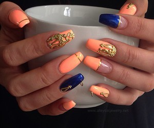 decoration and nails image
